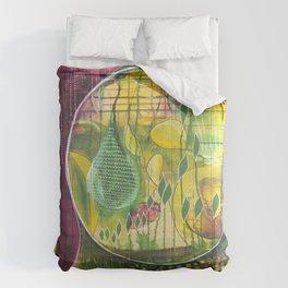 The beauty inside Comforters