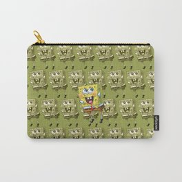 Spongebob Happy Carry-All Pouch