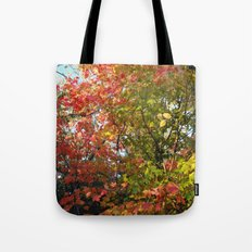 Autumn Leaves I Tote Bag