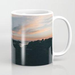 Sunset over Brännskär Coffee Mug