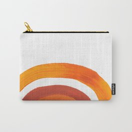 Sherbet Sunset Carry-All Pouch