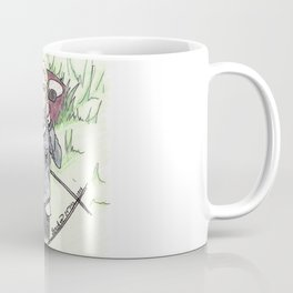 The Smudgy One Coffee Mug