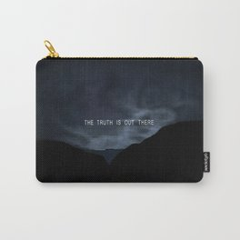 Truth. Carry-All Pouch