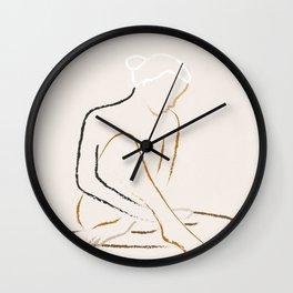 Harmony 04 Wall Clock