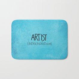 Artist Bath Mat