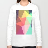 clock Long Sleeve T-shirts featuring peace by contemporary