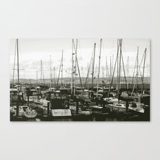 rods Canvas Print