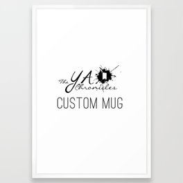 Custom Mug 2 Framed Art Print