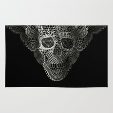 Lace Skull Rug