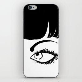 LOVE BUZZ Close up iPhone Skin