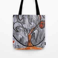 the orange prisoner Tote Bag
