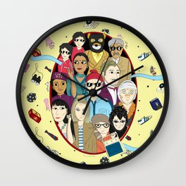A Trip Wall Clock
