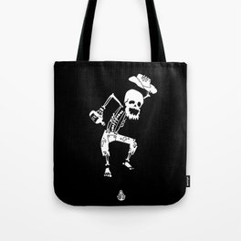 Drunk wildwest Tote Bag