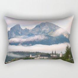 Wattsmann from Berchtesgaden Rectangular Pillow