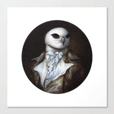 Sir Kite Canvas Print