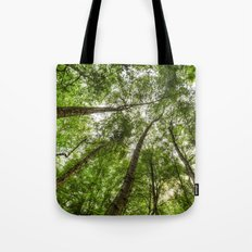 Nature Reaching For The Sky Tote Bag