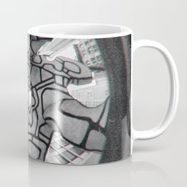 Group of four trees Coffee Mug