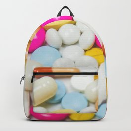 Pills (Color) Backpack