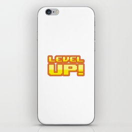 Level up iPhone Skin