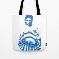 Fashion: Stripes Tote Bag