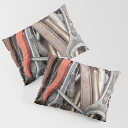 old tools Pillow Sham