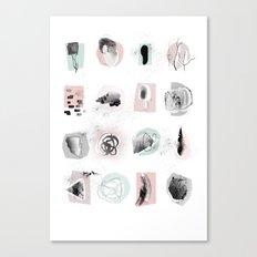 FORM II Canvas Print