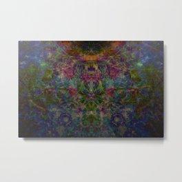 Spectral Reincarnation Metal Print