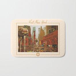Visit New York Bath Mat