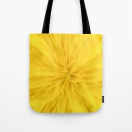 Sunny yellow spring Tote Bag