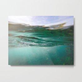 Seaside Ocean San Diego California Metal Print