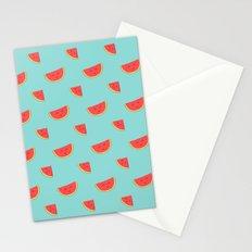 Happy Watermelon Stationery Cards