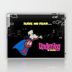 Graffiti Underdog Laptop & iPad Skin