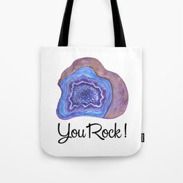 Geode - You Rock! Tote Bag