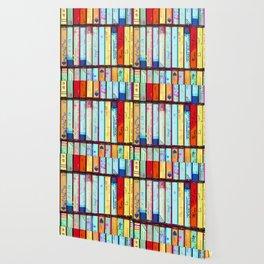 Cassette Tapes Wallpaper