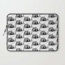 Snails Drawing/Pattern Laptop Sleeve