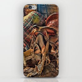 The Old Tack Room iPhone Skin