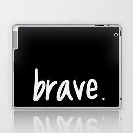 brave. Laptop & iPad Skin