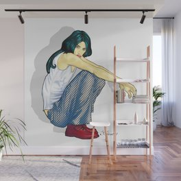 801 CAT & MOUSE Wall Mural