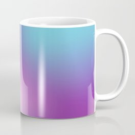 ABSTRACT GRADIENT BLURRY COLORFUL Coffee Mug