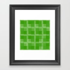 menta v.2 Framed Art Print