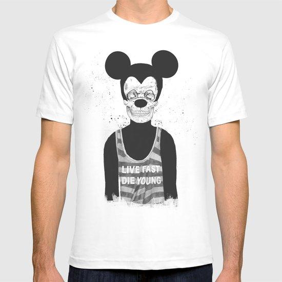 Dead mouse T-shirt
