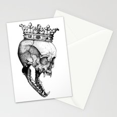 Ancients Kings : The Wolf Stationery Cards