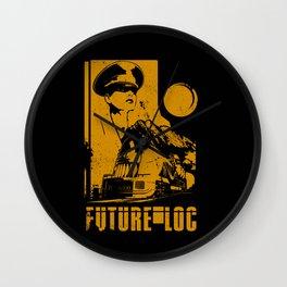 FUTURE LOC Wall Clock