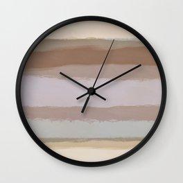 Strips 4D Wall Clock