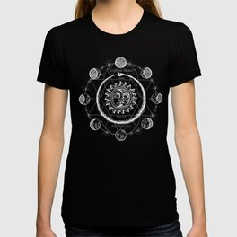 Boho Moon T-shirt