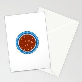 Alphabetti Soup Stationery Cards