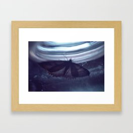 Moth-2 Framed Art Print