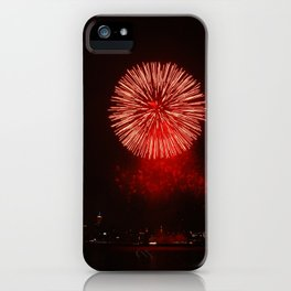 Ruby Gunpowder iPhone Case