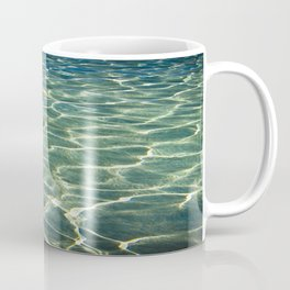 Water's background Coffee Mug