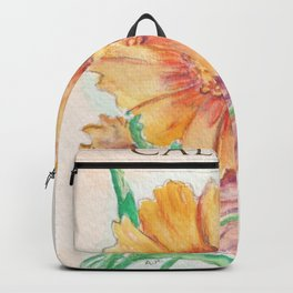 Calliopsis Seed Pack Backpack